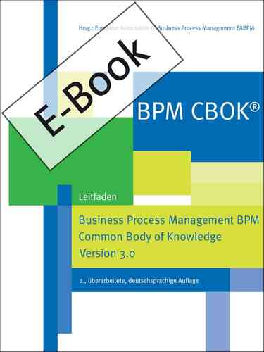 BPM CBOK®, Version 3.0 (E-Book im Format epub)